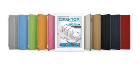 Curso de criação de revistas digitais para tablet